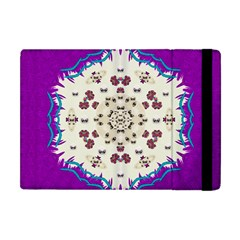Eyes Looking For The Finest In Life As Calm Love Apple Ipad Mini Flip Case by pepitasart
