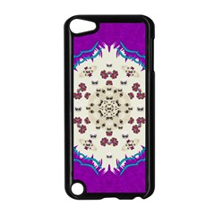 Eyes Looking For The Finest In Life As Calm Love Apple Ipod Touch 5 Case (black) by pepitasart