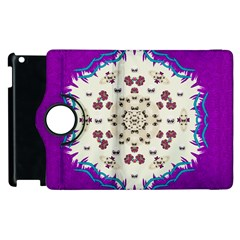 Eyes Looking For The Finest In Life As Calm Love Apple Ipad 3/4 Flip 360 Case by pepitasart