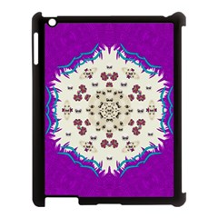 Eyes Looking For The Finest In Life As Calm Love Apple Ipad 3/4 Case (black) by pepitasart