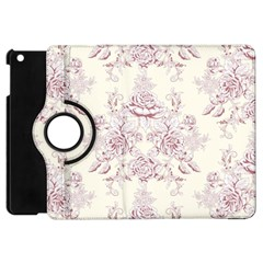 French Chic Apple Ipad Mini Flip 360 Case by 8fugoso