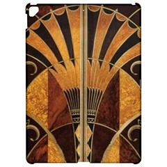 Art Deco Gold Apple Ipad Pro 12 9   Hardshell Case