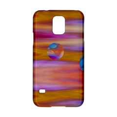 Space World Pattern Samsung Galaxy S5 Hardshell Case  by Cveti