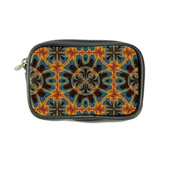 Tapestry Pattern Coin Purse by linceazul