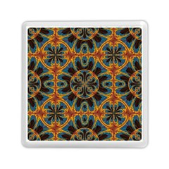 Tapestry Pattern Memory Card Reader (square)  by linceazul
