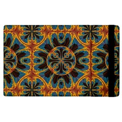 Tapestry Pattern Apple Ipad 3/4 Flip Case by linceazul