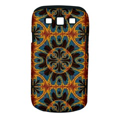 Tapestry Pattern Samsung Galaxy S Iii Classic Hardshell Case (pc+silicone) by linceazul