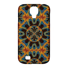 Tapestry Pattern Samsung Galaxy S4 Classic Hardshell Case (pc+silicone) by linceazul