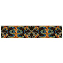 Tapestry Pattern Flano Scarf (small)  by linceazul