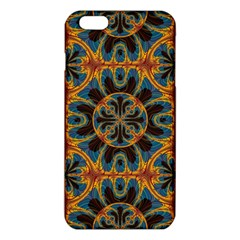 Tapestry Pattern Iphone 6 Plus/6s Plus Tpu Case by linceazul