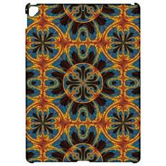 Tapestry Pattern Apple Ipad Pro 12 9   Hardshell Case by linceazul