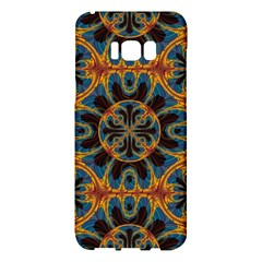 Tapestry Pattern Samsung Galaxy S8 Plus Hardshell Case  by linceazul