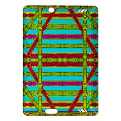 Gift Wrappers For Body And Soul Amazon Kindle Fire Hd (2013) Hardshell Case by pepitasart