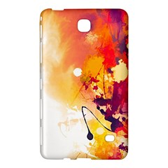 Paint Splash Paint Splatter Design Samsung Galaxy Tab 4 (7 ) Hardshell Case  by Celenk