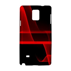 Background Light Glow Abstract Art Samsung Galaxy Note 4 Hardshell Case by Celenk