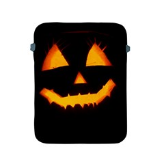 Pumpkin Helloween Face Autumn Apple Ipad 2/3/4 Protective Soft Cases by Celenk