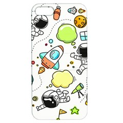 Sketch Set Cute Collection Child Apple Iphone 5 Hardshell Case With Stand by Celenk