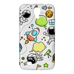 Sketch Set Cute Collection Child Samsung Galaxy Mega 6 3  I9200 Hardshell Case by Celenk