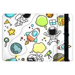 Sketch Set Cute Collection Child Ipad Air Flip by Celenk