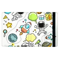 Sketch Set Cute Collection Child Apple Ipad Pro 9 7   Flip Case by Celenk