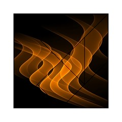 Background Light Glow Abstract Art Acrylic Tangram Puzzle (6  X 6 ) by Celenk