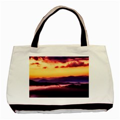 Great Smoky Mountains National Park Basic Tote Bag by Celenk