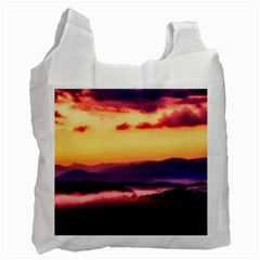Great Smoky Mountains National Park Recycle Bag (one Side) by Celenk