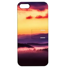 Great Smoky Mountains National Park Apple Iphone 5 Hardshell Case With Stand by Celenk
