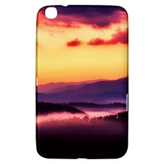 Great Smoky Mountains National Park Samsung Galaxy Tab 3 (8 ) T3100 Hardshell Case  by Celenk