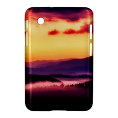 Great Smoky Mountains National Park Samsung Galaxy Tab 2 (7 ) P3100 Hardshell Case  by Celenk