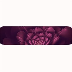 Fractal Blossom Flower Bloom Large Bar Mats by Celenk