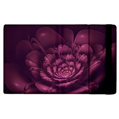 Fractal Blossom Flower Bloom Apple Ipad 3/4 Flip Case by Celenk