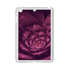 Fractal Blossom Flower Bloom Ipad Mini 2 Enamel Coated Cases by Celenk