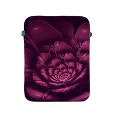 Fractal Blossom Flower Bloom Apple Ipad 2/3/4 Protective Soft Cases by Celenk