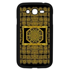 Beautiful Stars Would Be In Gold Frames Samsung Galaxy Grand Duos I9082 Case (black) by pepitasart