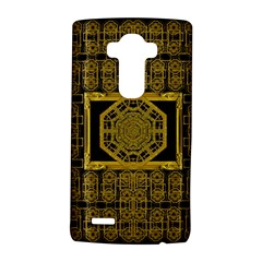 Beautiful Stars Would Be In Gold Frames Lg G4 Hardshell Case by pepitasart