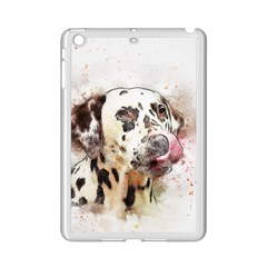 Dog Portrait Pet Art Abstract Ipad Mini 2 Enamel Coated Cases by Celenk