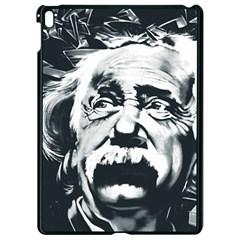 Einstein Albert Einstein Street Art Apple Ipad Pro 9 7   Black Seamless Case by Celenk
