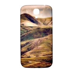 Iceland Mountains Sky Clouds Samsung Galaxy S4 I9500/i9505  Hardshell Back Case by Celenk