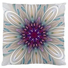 Mandala Kaleidoscope Ornament Standard Flano Cushion Case (two Sides) by Celenk