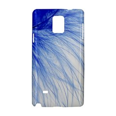 Spring Blue Colored Samsung Galaxy Note 4 Hardshell Case