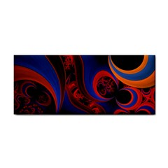 Fractal Abstract Pattern Circles Cosmetic Storage Cases by Celenk