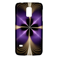 Fractal Glow Flowing Fantasy Galaxy S5 Mini by Celenk