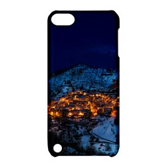 Castelmezzano Italy Village Town Apple Ipod Touch 5 Hardshell Case With Stand by Celenk