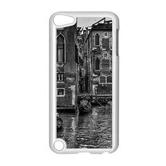 Venice Italy Gondola Boat Canal Apple Ipod Touch 5 Case (white) by Celenk
