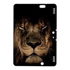 African Lion Mane Close Eyes Kindle Fire Hdx 8 9  Hardshell Case by Celenk