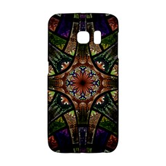 Fractal Detail Elements Pattern Galaxy S6 Edge by Celenk