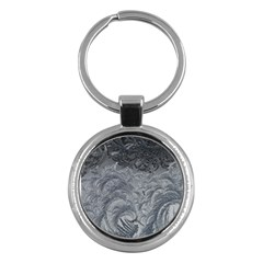 Abstract Art Decoration Design Key Chains (round)  by Celenk