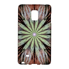 Fractal Floral Fantasy Flower Galaxy Note Edge by Celenk