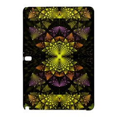 Fractal Multi Color Geometry Samsung Galaxy Tab Pro 12 2 Hardshell Case by Celenk